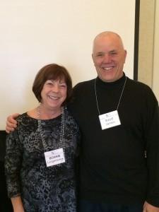 Bonnie Longenecker and Dave Jansen