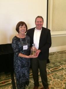 Bonnie Longenecker and Gary Gilmartin