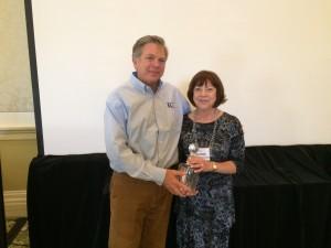 Keller Staley and Bonnie Longenecker